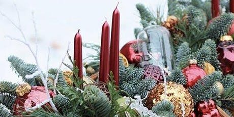 Deck The Halls And Tables - Christmas Table Centrepiece Workshop tickets