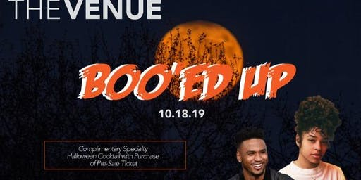 Boo'd Up // A R&B Halloween Party