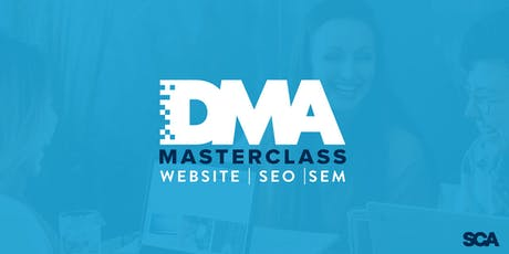 DMA MasterClass - Busselton - Websites, SEO & SEM tickets