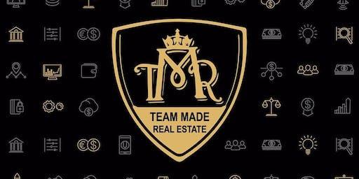 Team Made Real Estate Events - Nov 25, 2019