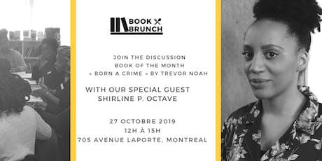 Book & Brunch Montréal : Trevor Noah,  Born A Crime tickets