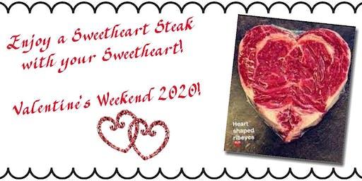 Havana Springs Resort - Sweetheart Steak Dinner for 2