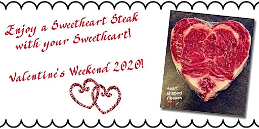 Havana Springs Resort - Sweetheart Steak Dinner for 2