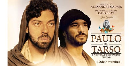 Paulo de Tarso - Filme ingressos