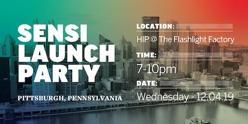 Sensi Magazine Pittsburgh Launch Party 12.4.19