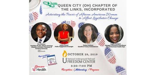 Activating the Power of African American Women to Affect Legislative Change