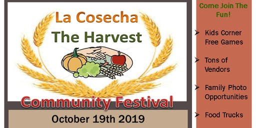 La Cosecha Community Harvest Festival