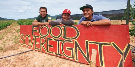 Food Sovereignty Now tickets