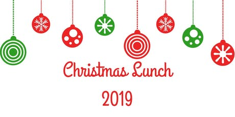 Christmas Lunch - Friday 13th December 2019 tickets