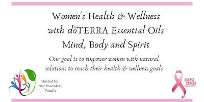 Women's Health & Wellness with dōTERRA Essential Oils