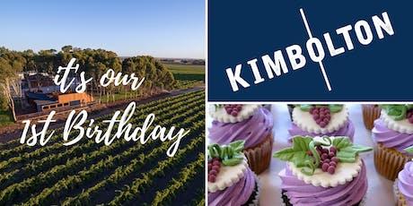 Kimbolton Wines 1st Birthday Celebrations tickets