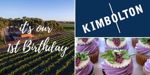 Kimbolton Wines 1st Birthday Celebrations