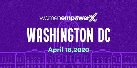Women Empower X Washington D.C. 2020 tickets