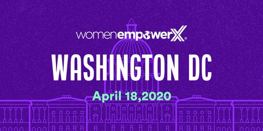 Women Empower X Washington D.C. 2020