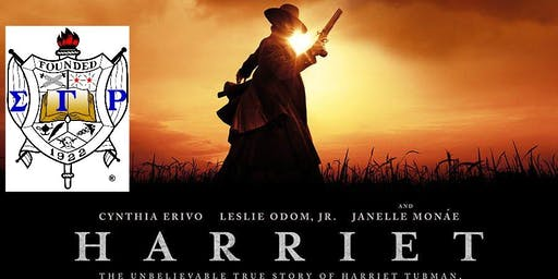 Harriet- A Night at the Movies with SGRho
