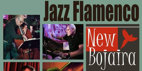 Jazz Flamenco New Bojaira tickets