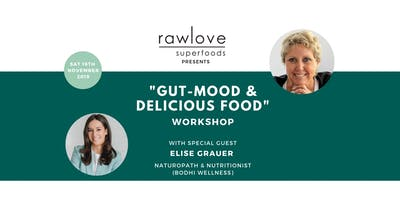 Gut - Mood and Delicious Food Workshop
