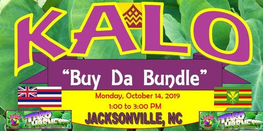 Kalo Buy Da Bundle - Jacksonville, NC