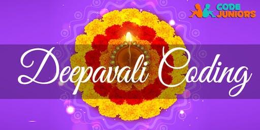 Deepavali Coding (Age 5-8)