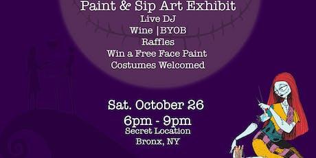Design & Wine | Paint & Sip Art Exhibit tickets