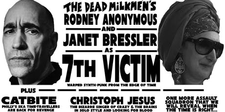 7th Victim, Catbite, Christoph Jesus, TBA tickets