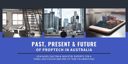 The Past, Present & Future of Proptech Australia