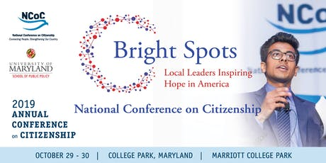 2019 NCoC Annual Conference tickets