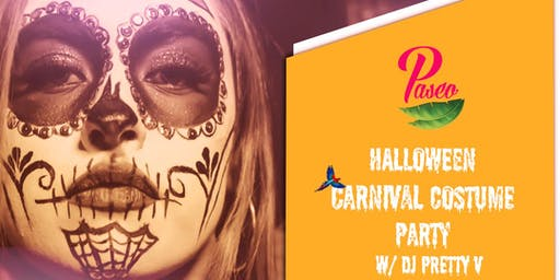 Paseo Halloween Carnival Costume Party