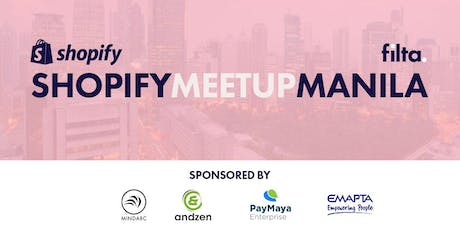 #Official ShopifyMeetup: Making Money for Your Online Store All Year Round tickets