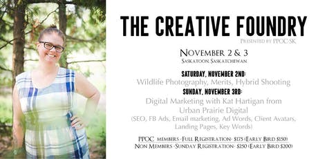 The Creative Foundry- Fall Event tickets