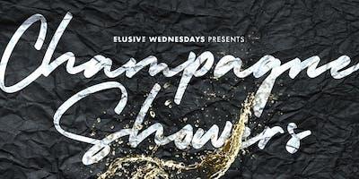 Elusive Wednesdays : Champagne Showers
