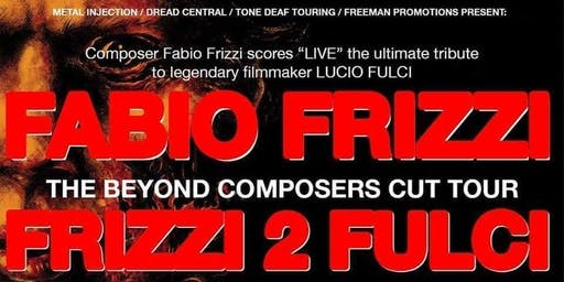 The Beyond - Composer's Cut with Live Score by Fabio Frizzi