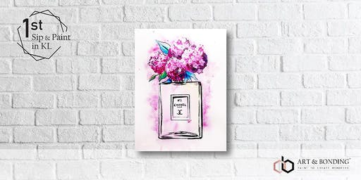 Sip & Paint Night : Chanel No.5