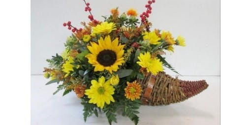 Fall-Inspired Centerpieces (2019-10-23 starts at 6:00 PM)