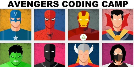 Avengers Coding  (Age 5-8)