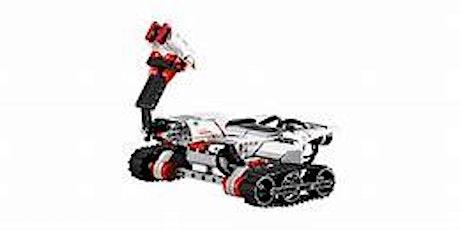 LEGO EV3 Robotics, 10+, Free tickets