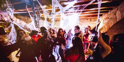 #1 DIA DE LOS MUERTOS LATIN HALLOWEEN PARTY SATURDAYS NIGHT