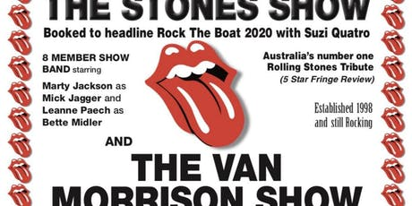 Satisfaction The Stones Show and The Van Morrison Show starring Gumbo Ya Ya tickets