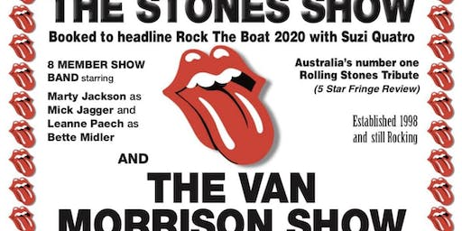 Satisfaction The Stones Show and The Van Morrison Show starring Gumbo Ya Ya