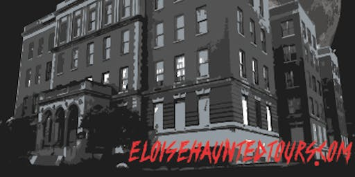 Eloise Paranormal Tours November 4 - 10, 2019