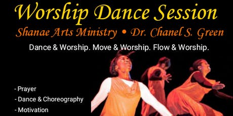 Worship Dance Session tickets