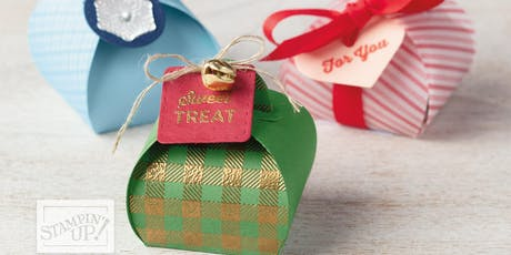 The cutest treat box ever! tickets