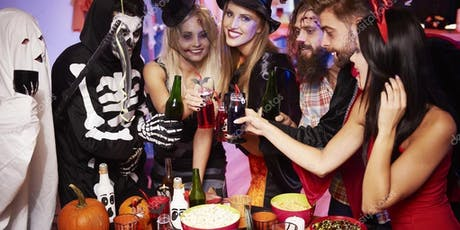 Make new friends this Halloween! (25 to 45) -  (Free Drink/Costume/Tor) tickets