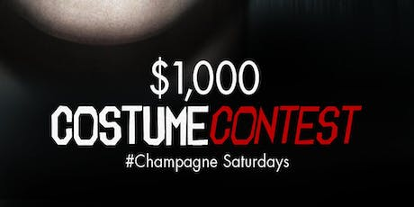 $1,000 COSTUME CONTEST | Tequila House Halloweekend | #ChampagneSaturdays tickets
