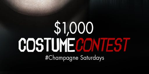 $1,000 COSTUME CONTEST | Tequila House Halloweekend | #ChampagneSaturdays