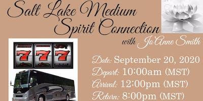 """SPIRIT CONNECTION FUN BUS TO WENDOVER"" WITH SALT LAKE MEDIUM, JO'ANNE SMITH"