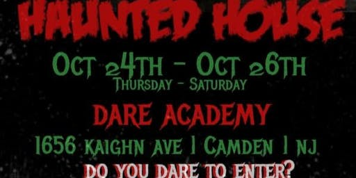 Dare 2 Scare Haunted House ($10 Donation)