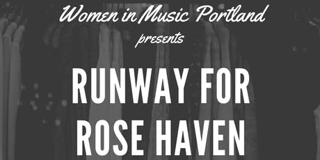 Runway for Rose Haven: WIM Coat Drive tickets