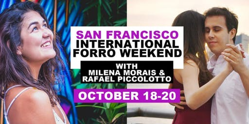 San Francisco International Forro Weekend