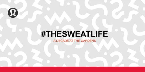 #THESWEATLIFE